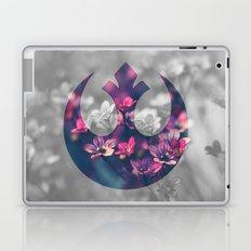 Floral Rebel Alliance Laptop & iPad Skin