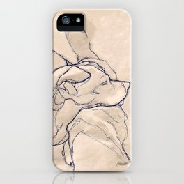 Lost In The Land Of Dreams 1 iPhone Case