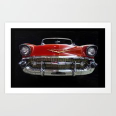 Chevy Classic  Art Print