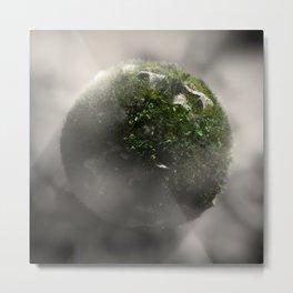 Planet #004 Metal Print