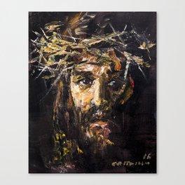 Santa Faz II Canvas Print