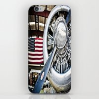 aviation iPhone & iPod Skins featuring Aviation in the USA by Eye Shutter to Think Photography