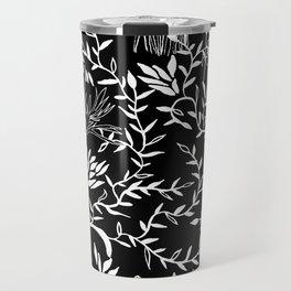 nature in black Travel Mug