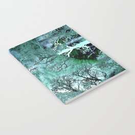 My Life in the Green Bush of Ghosts Notebook