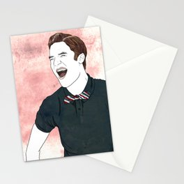 Blaine Warbler Stationery Cards