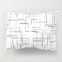 Artsy Squares Pillow Sham
