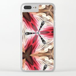 Sugar Hills Clear iPhone Case