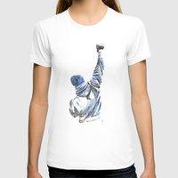 rocky T-shirts featuring rocky by dareba