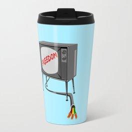 Freedom Television Travel Mug