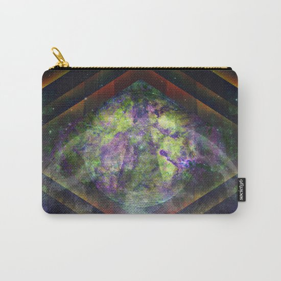 Parallel Worlds Carry-All Pouch