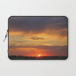 sundown sundown sunset Laptop Sleeve