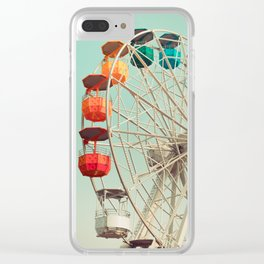 Tibidabo Clear iPhone Case