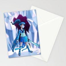 Pluto Princess Stationery Cards