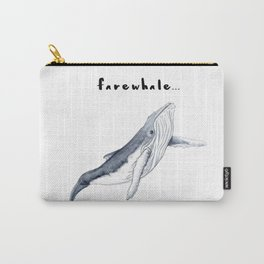 Farewhale Carry-All Pouch