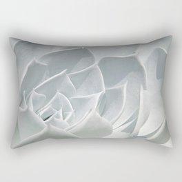 Succulent in the Sun Rectangular Pillow