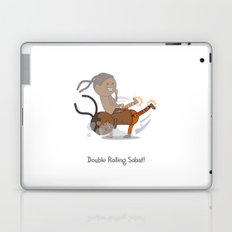 Double Rolling Sobat! Laptop & iPad Skin