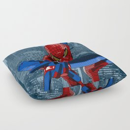 Amazing Spider-Man (Comic Title) Floor Pillow
