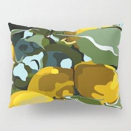 Lemon Branch Pillow Sham