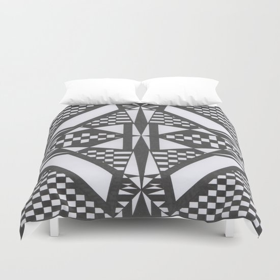 The Mask Duvet Cover