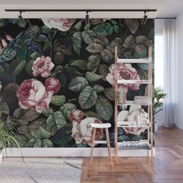 NIGHT FOREST XX Wall Mural