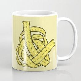 Yarn of measurements Coffee Mug