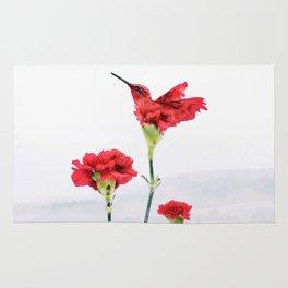 Carnation (r)evolution Rug