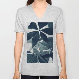 Pachira Aquatica #4 #foliage #decor #art #society6 Unisex V-Neck