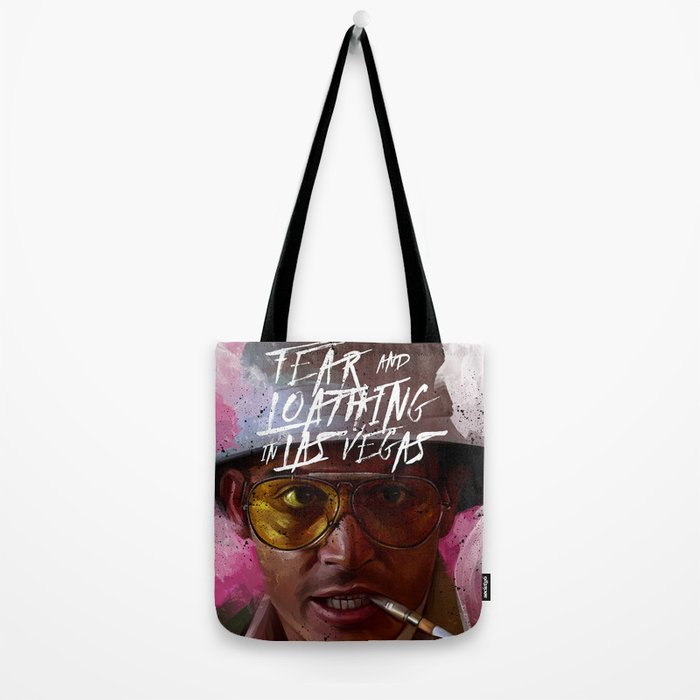 Raoul Duke Tote Bag
