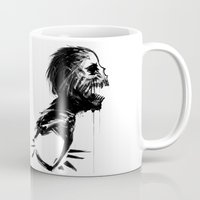 zombie Mugs featuring Zombie by Torro
