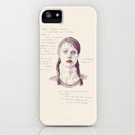 Sliding Doors iPhone Case