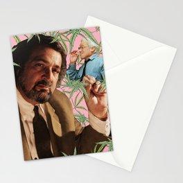 JACK HERER AND DENNIS PERON Stationery Cards
