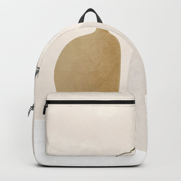 Couple Of Vases Backpack
