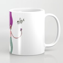 ManEater Revised Coffee Mug