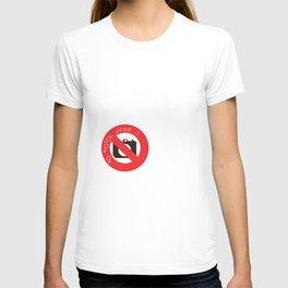 NO PHOTOS, PLEASE :) T-shirt