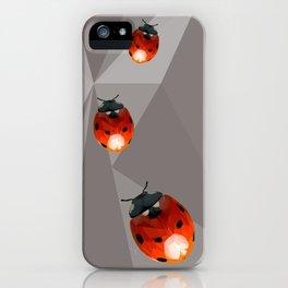 Little Ladies iPhone Case