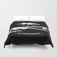 SURRENDER Duvet Cover