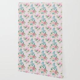 Spring pattern Wallpaper