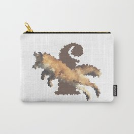 Penrose Tiling Fox  Carry-All Pouch
