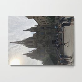 iglesia numb Metal Print