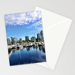 Sailing Club Stationery Cards