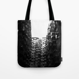 :: Hong Kong Flats :: Tote Bag