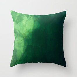 watered down Throw Pillow