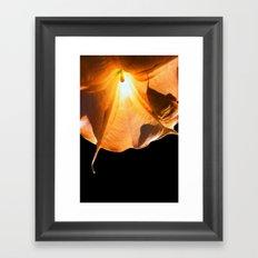 aurea Framed Art Print
