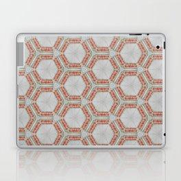 Kaleidoscope Do Not Gob Anywhere Sign Laptop & iPad Skin