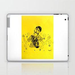 misspaul WHY Laptop & iPad Skin