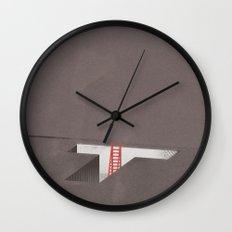 T. Wall Clock