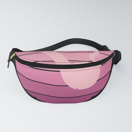 Pipe smoking smoker cigarette gift funny Fanny Pack