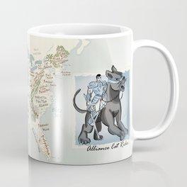 Cat Rider of the Pan/Thor Alliance Mug