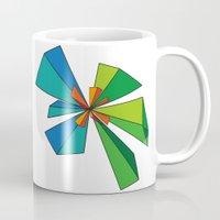 3d Mugs featuring 3D by MeMRB