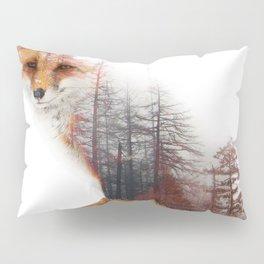 Misty Fox Pillow Sham